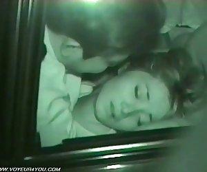 Parejas Amateur sexo en el interior del coche quiero ver videos porno