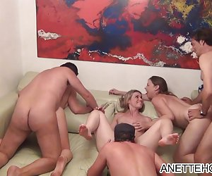 Velada echangiste avec 3 parejas francais libertins videos xxx putas xxx
