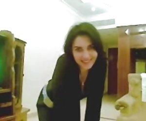 Hermosa cicas desnudas chica árabe